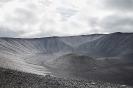 Explosiekrater diameter 1km hverfjall