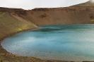Krater meertje Viti in Krafia
