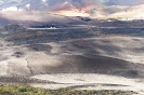 Wandeling explosiekrater diametr 1km hverjfall