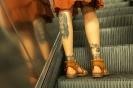 Art on legs
