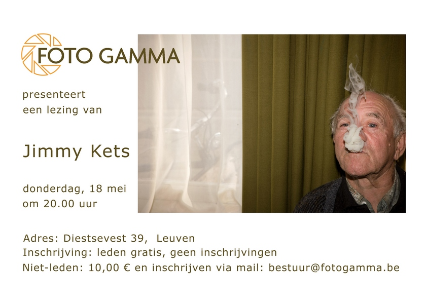 Flyer JimmyKets klein